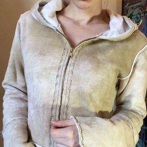 Vintage Tops - Trust Hemp Cooperation zip Up hoodie Jacket